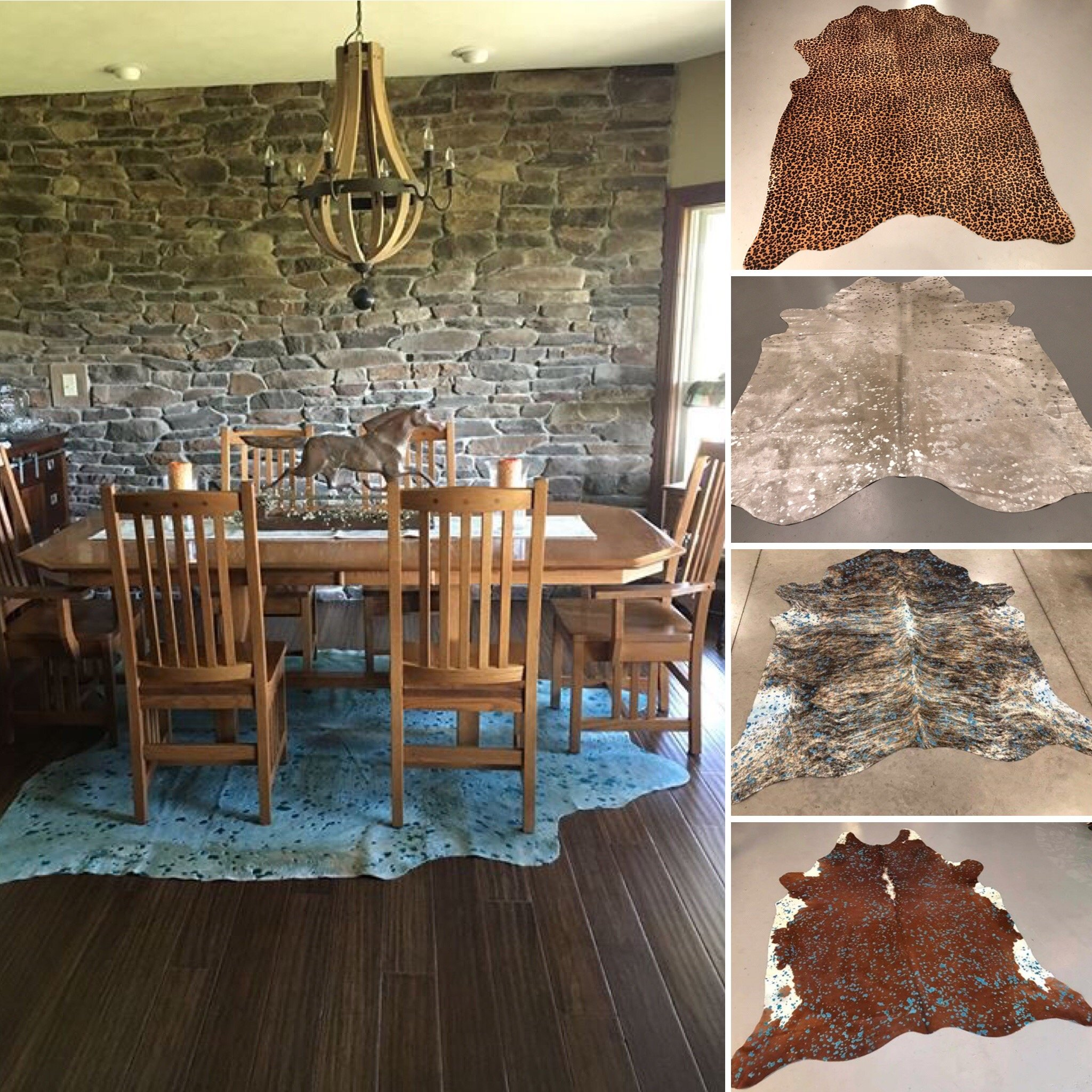 Specialty Cowhides